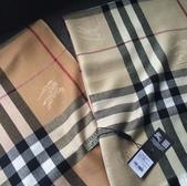 【Burberry Gucci Chanel】各名牌圍巾 披肩:Burberry圍巾披肩尺寸190x70