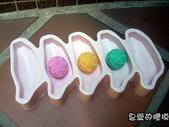 土司模與皂盤:台灣(5)連模