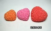 土司模與皂盤:玫瑰心(3)連模