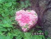 土司模與皂盤:玫瑰心(2)3連模
