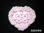 囍字皂模:玫瑰囍