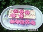 土司模與皂盤:迷你囍(2)10連模