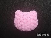 皂模成品:玫瑰貓