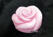 皂模成品:大玫瑰花(2)