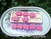 囍字皂模:迷你囍(10)連模-2