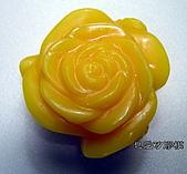 立體模區:立體玫瑰