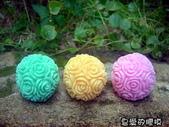 立體模區:繡球花(一組10入)