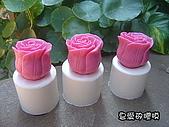 立體模區:小玫瑰花(2)一組10入單模