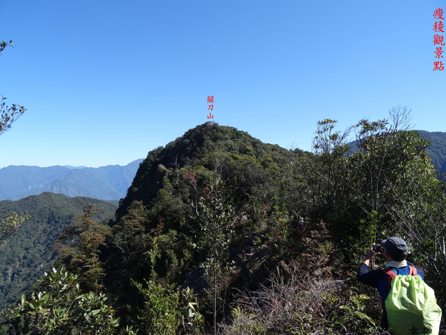 DSC08829.JPG - 關刀山西峰、關刀山、丁字山、小出山、松風山縱走(關松縱走)