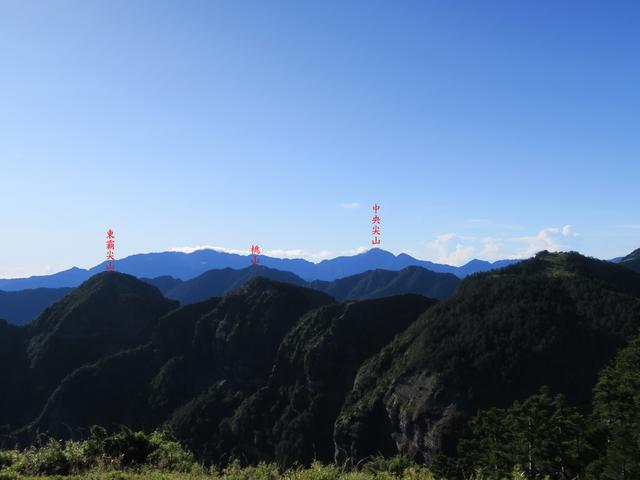 IMG_1190.JPG - 大霸尖山、小霸尖山、伊澤山、加利山(大霸群峰)20190902