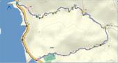 瑪鎖山、海岸山脈稜線O行走(新開路線)20150219:瑪鎖山、海岸山脈稜線O行走(新開路線)圖片.png