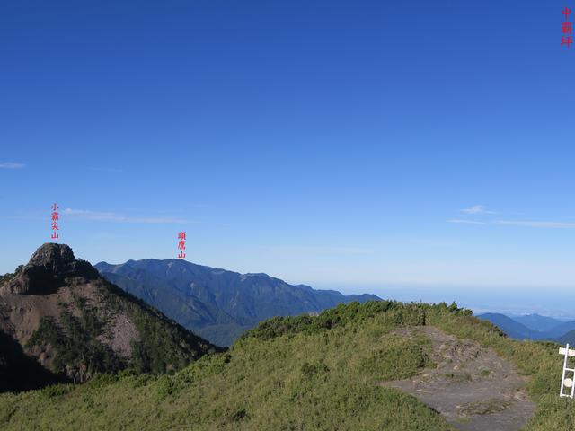 IMG_1195.JPG - 大霸尖山、小霸尖山、伊澤山、加利山(大霸群峰)20190902