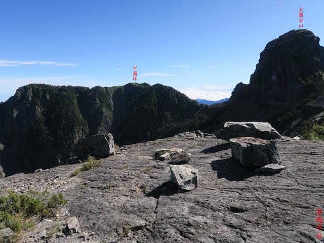 IMG_1279.JPG - 大霸尖山、小霸尖山、伊澤山、加利山(大霸群峰)20190902