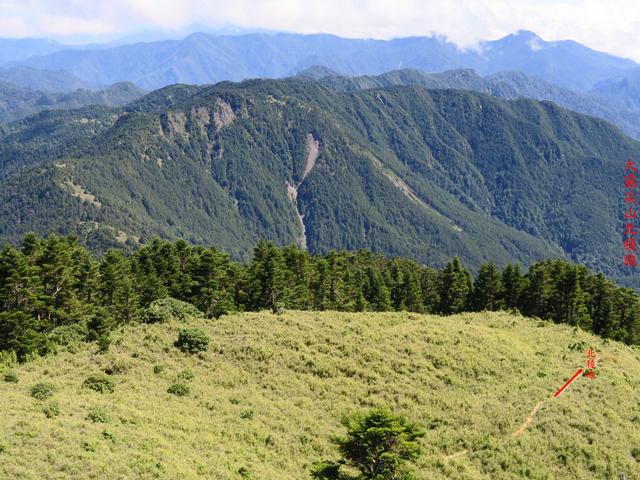 IMG_1384.JPG - 大霸尖山、小霸尖山、伊澤山、加利山(大霸群峰)20190902