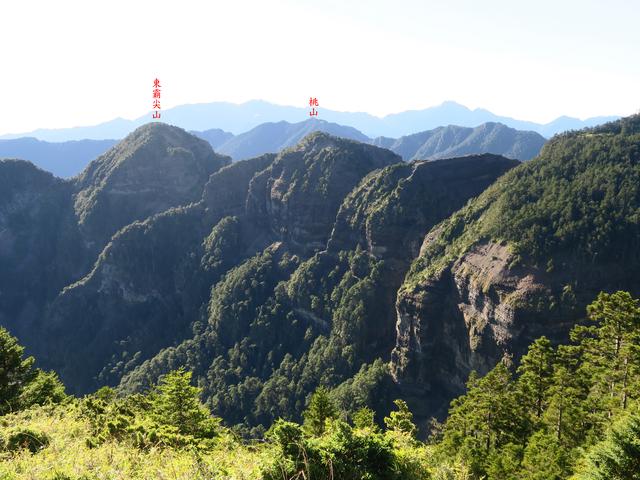 IMG_1201.JPG - 大霸尖山、小霸尖山、伊澤山、加利山(大霸群峰)20190902