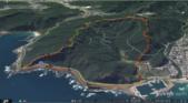 瑪鎖山、海岸山脈稜線O行走(新開路線)20150219:瑪鎖山、海岸山脈稜線O行走(新開路線)圖.png