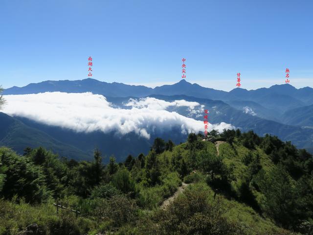 IMG_2640.JPG - 三六九山莊、雪山管理站登山口(第三天)20190918