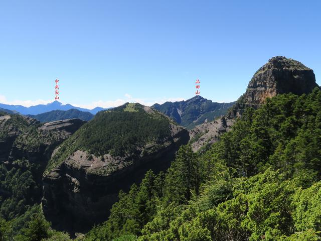 大霸尖山、小霸尖山、伊澤山、加利山(大霸群峰)20190902:IMG_1374.JPG