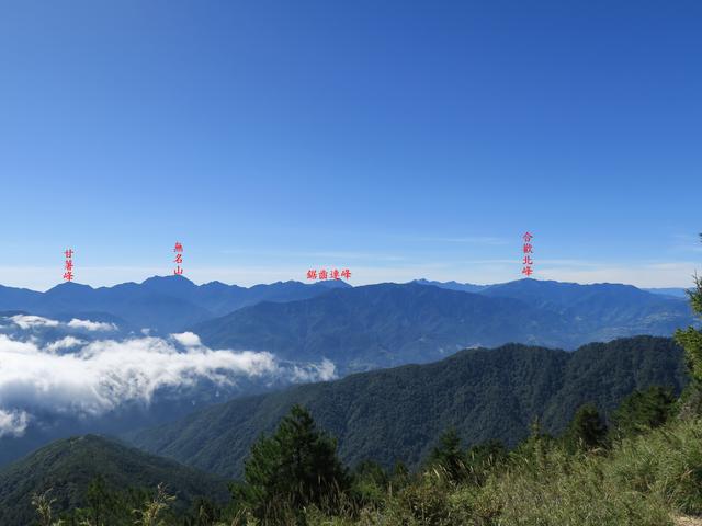 IMG_2692.JPG - 三六九山莊、雪山管理站登山口(第三天)20190918