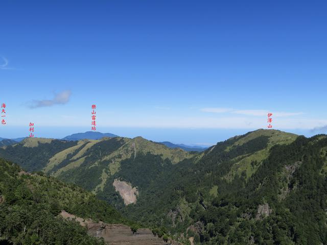 大霸尖山、小霸尖山、伊澤山、加利山(大霸群峰)20190902:IMG_1349.JPG