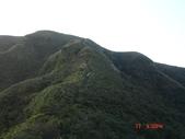 雪山尾稜南段+灣坑頭20131117:雪山尾稜南端+灣坑投下大里 079.JPG