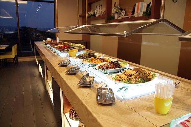 福容大飯店 麗寶樂園 早餐