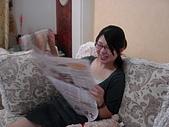 姐妹龍潭慶端午:出發前的悠閒