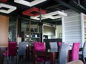 姐妹龍潭慶端午:餐廳內一景