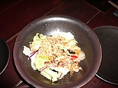 98.7.17出納科於台北101四樓三幡家聚餐 :前菜沙拉.JPG