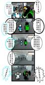 X 短篇漫畫 V 迷路全世界:香港機場