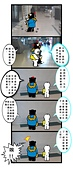 X 短篇漫畫 V 迷路全世界:聖誕節