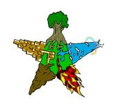 X 設計 V Logo:節能減碳