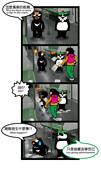 X 短篇漫畫 V 迷路全世界:上海-上海地鐵