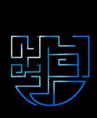 X 設計 V Logo:滄城