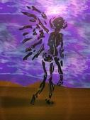 X 彩圖 V 寓視圖:翼與亡者