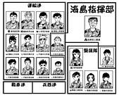 X 短篇漫畫 V  菜兵喲:海島指揮部