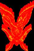 X 設計 V Logo:羽異