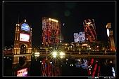 Macao澳門之旅:威尼斯人夜景2