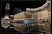 Macao澳門之旅:威尼斯人夜景3