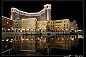Macao澳門之旅:威尼斯人夜景5