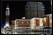 Macao澳門之旅:威尼斯人夜景7
