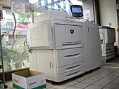 中科影印店內設備:全錄fujixerox dc9000全套設備