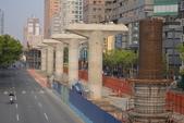 台中MRT捷運相簿:文心/興安路口之帽樑DSC_0356.JPG
