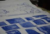 普通紙藍晒機:普通紙藍晒圖