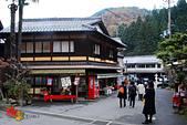 2016日本京都追紅葉:1121-115鞍馬駅對面商店街左轉後會到達鞍馬寺.jpg