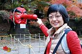 2016日本京都追紅葉:1121-118和大天狗玩借位遊戲.jpg