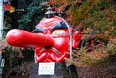 2016日本京都追紅葉:1121-111鞍馬站前的大天狗.jpg