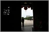士林區之軍艦岩:20090402芝山岩惠濟宮虎門出口22.JPG