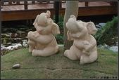 台北花博:花博。寰宇庭園區