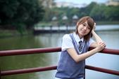 【外拍】志瑜。新竹科學園區靜心湖:IMG_9489.jpg
